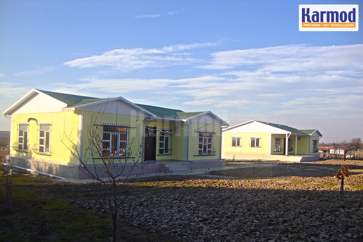 affordable prefabricated tanzanian