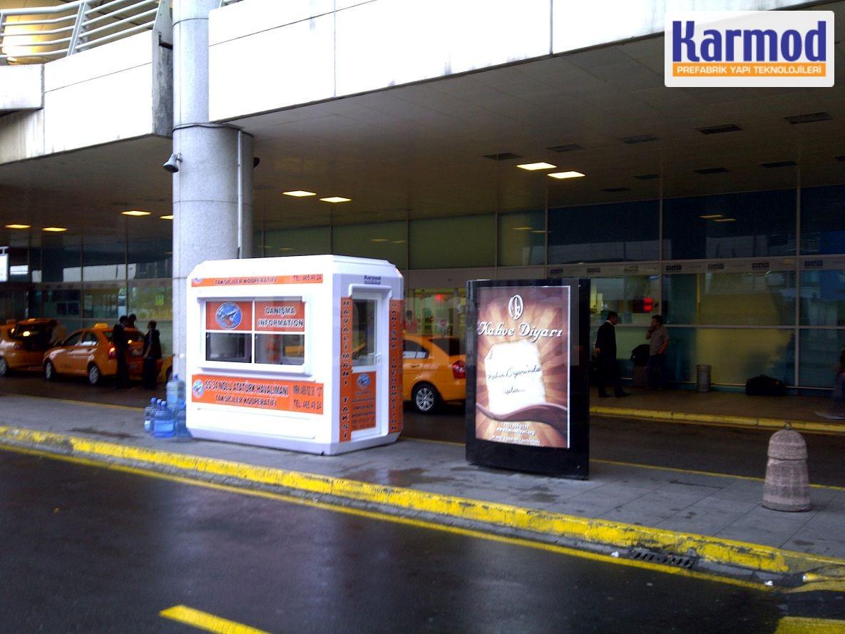 cofee kiosks