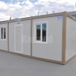 construction container demountable