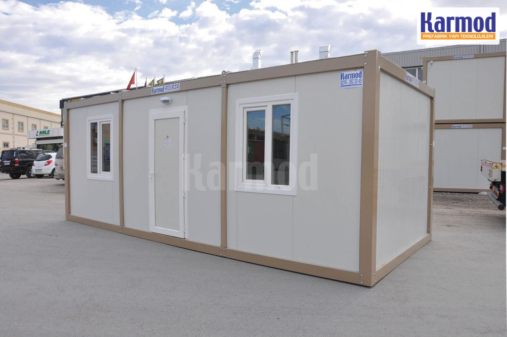 construction container demountable