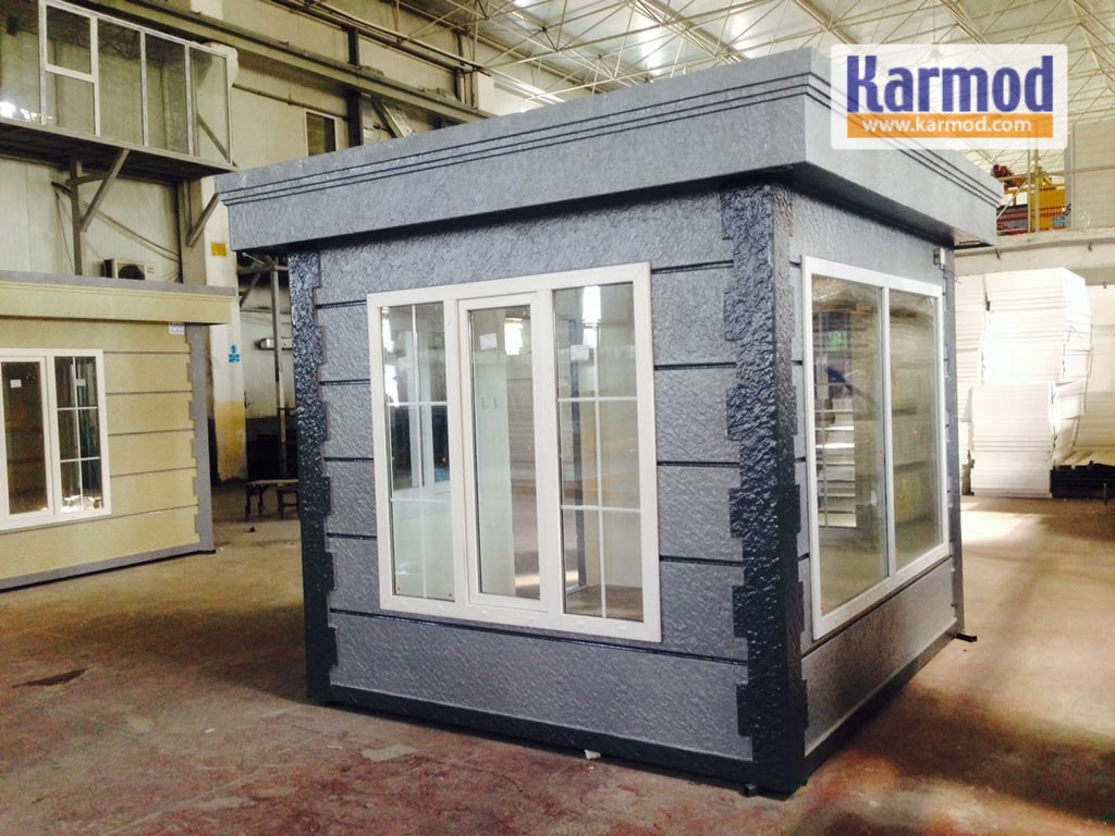 container city homes bulgaria