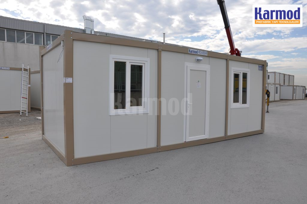 container demountable
