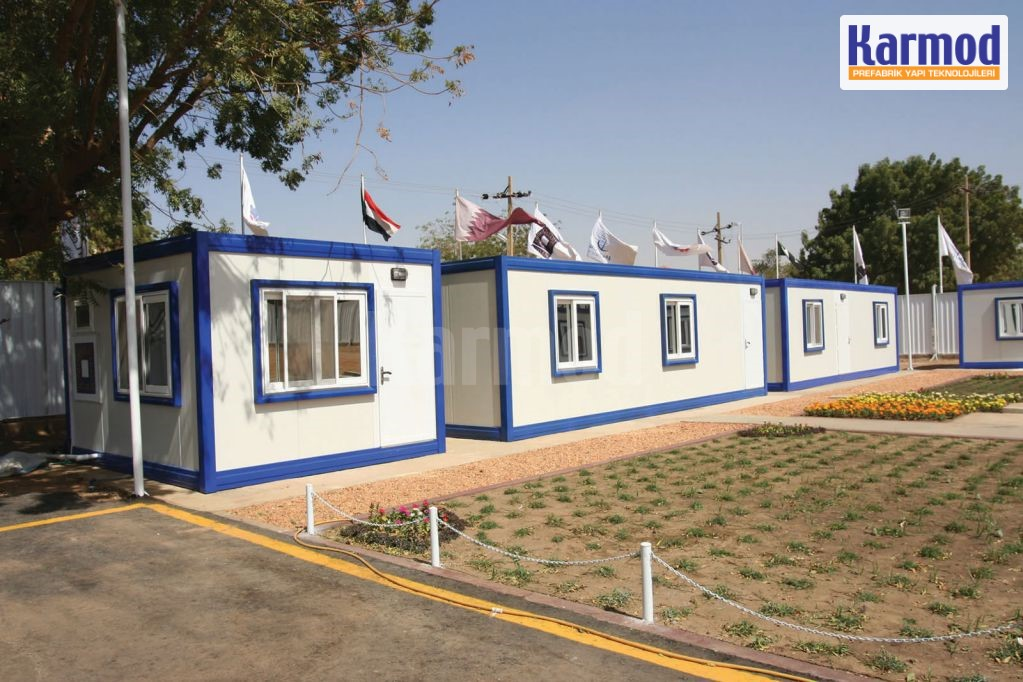 container office demountable