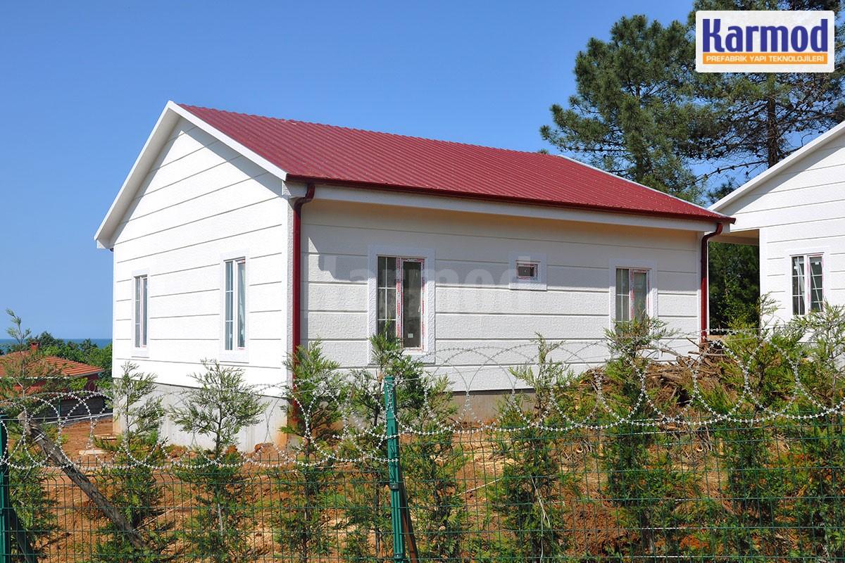 Affordable Prefab House Prefabricated Buildings Karmod