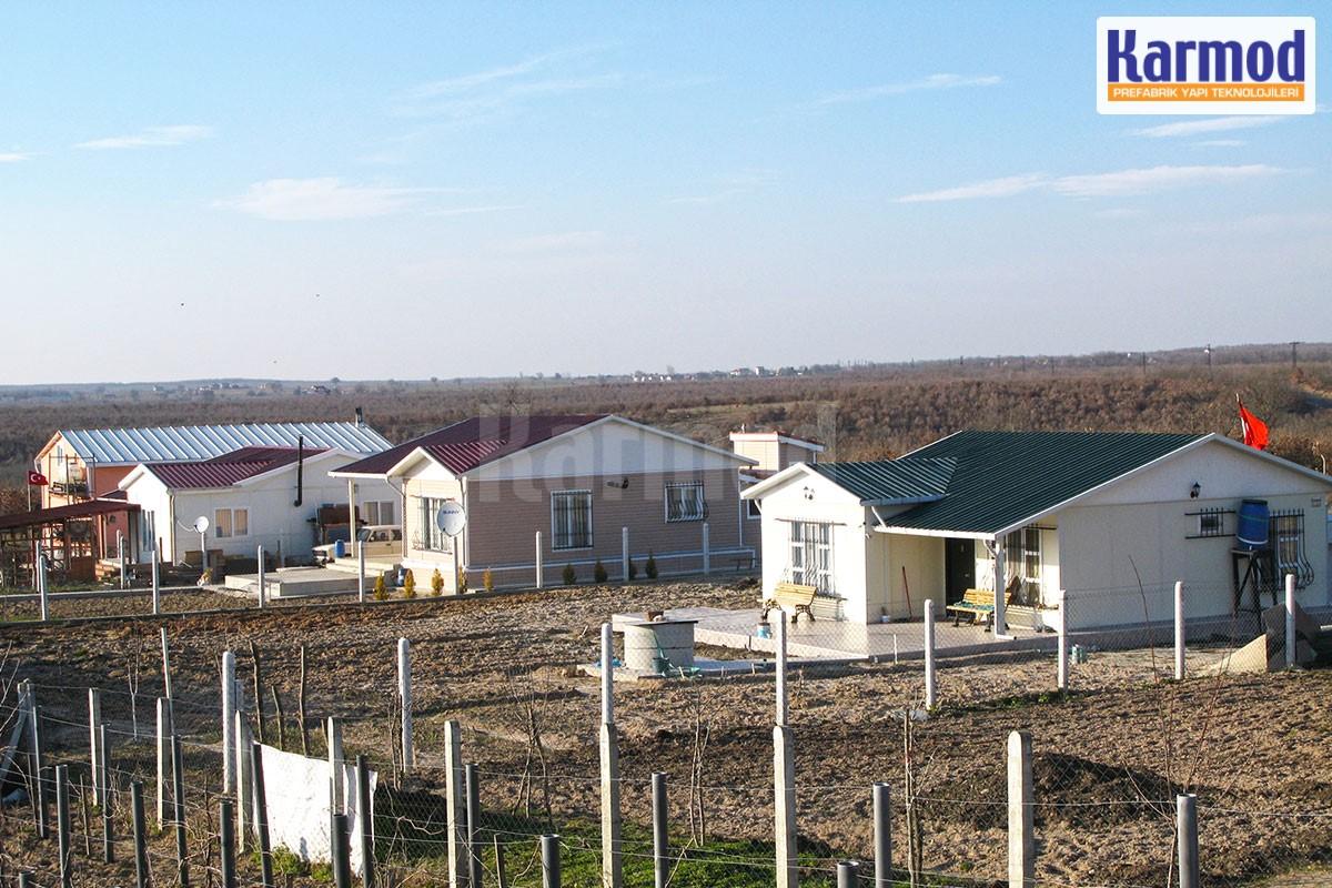 modular houses tanzanian