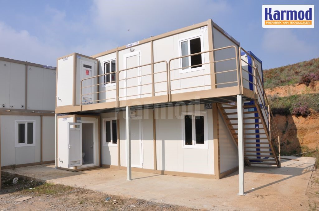 office container demountable