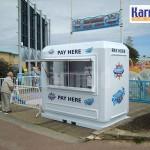 outdoor kiosks