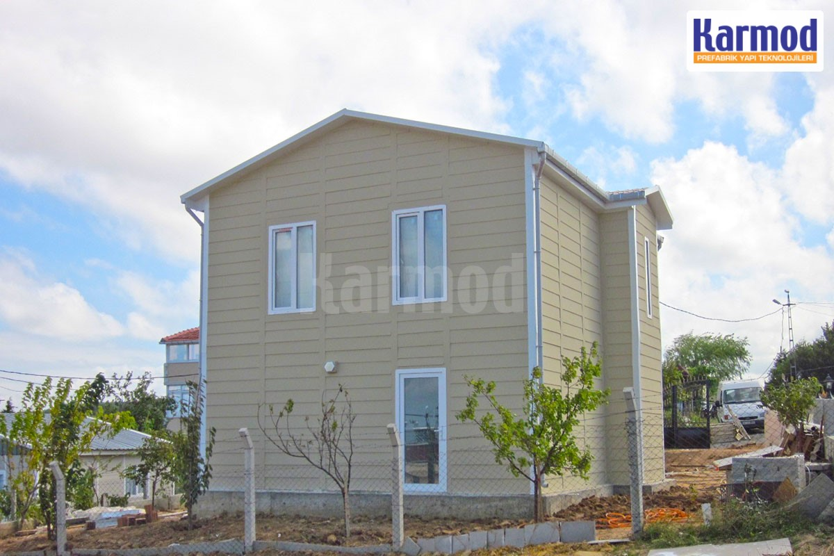panelized prefab houses