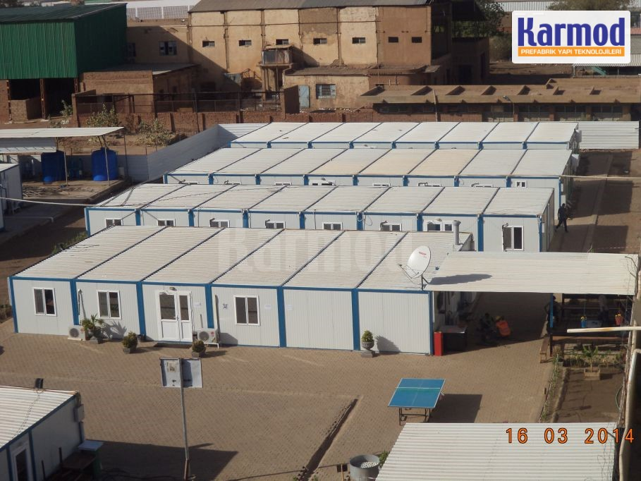 portable containers demountable
