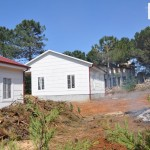 prefab housing tanzanian