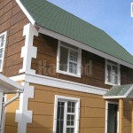 prefab steel villas