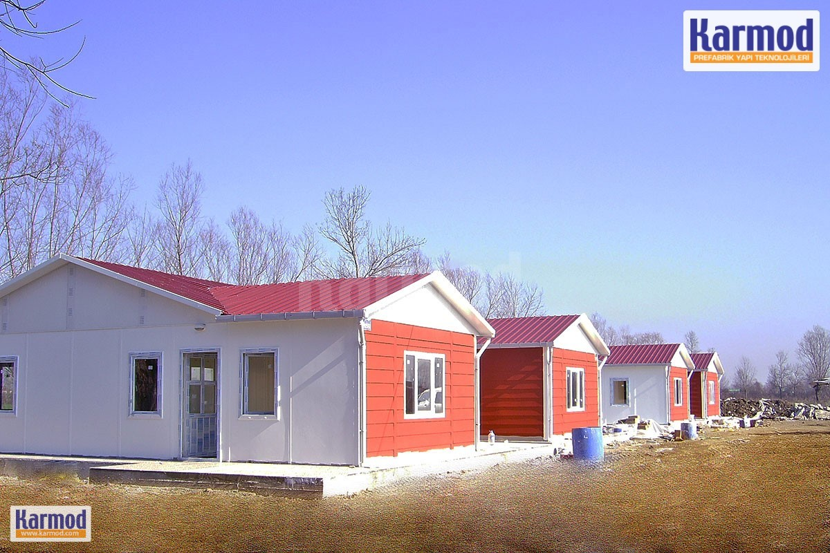 Prefabricated home