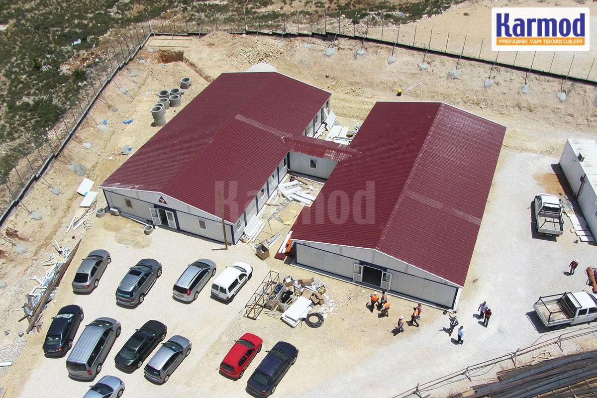 prefabricated modular buildings