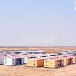 prefabricated social housing