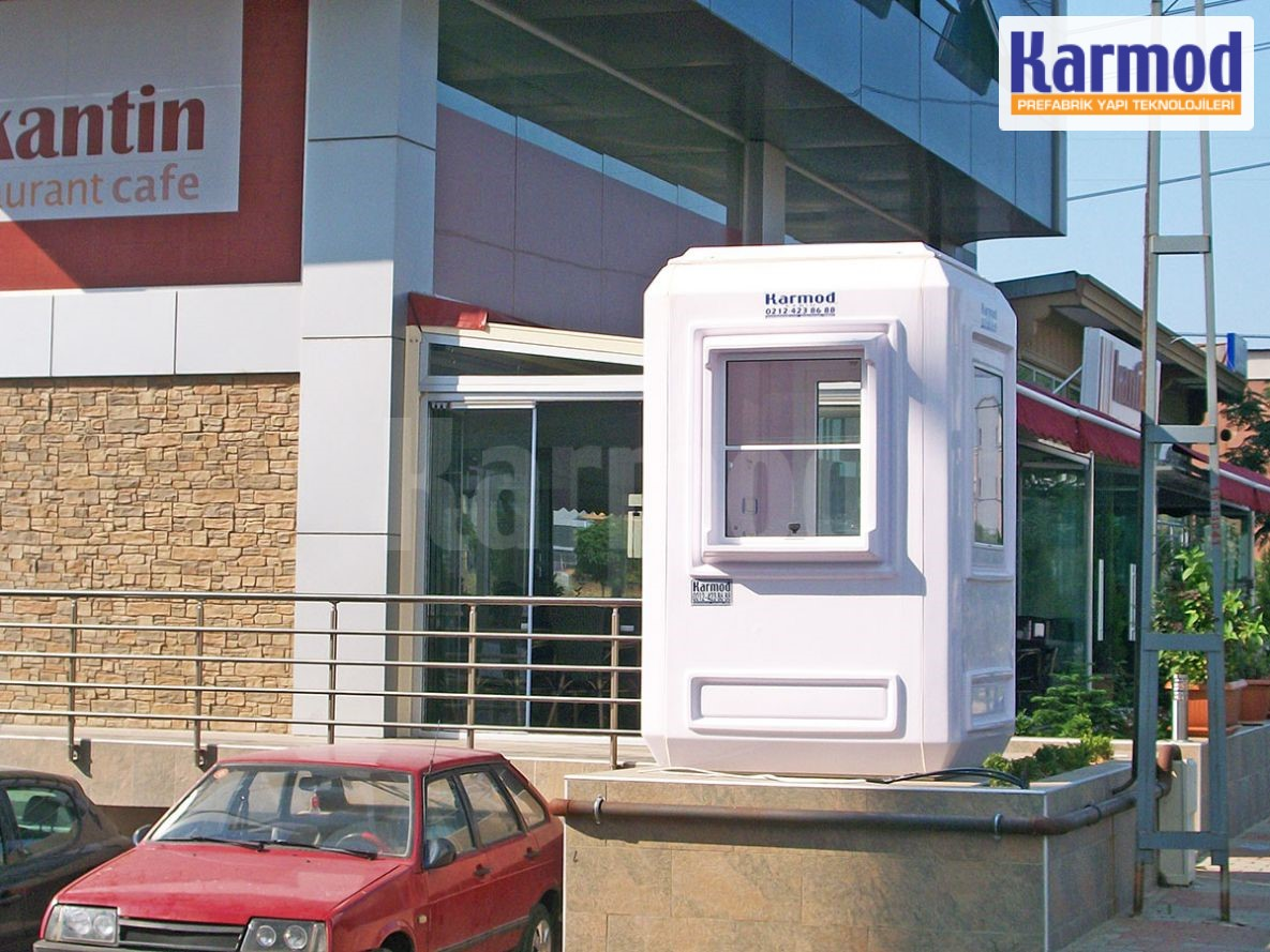 Portable Kiosk Carts Modular Cabin Marketing Kiosks Karmod