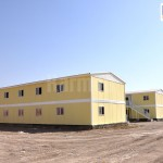social housing project