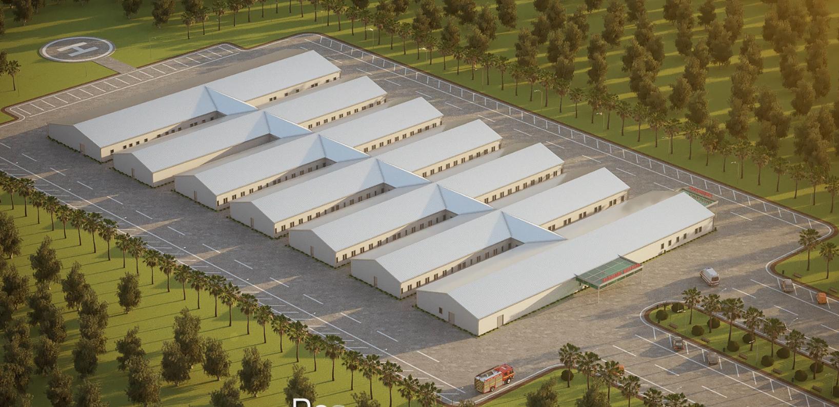 Africa Modular Healthcare Facilities