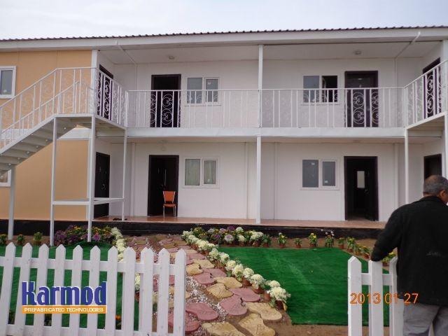 affordable prefab house Africa