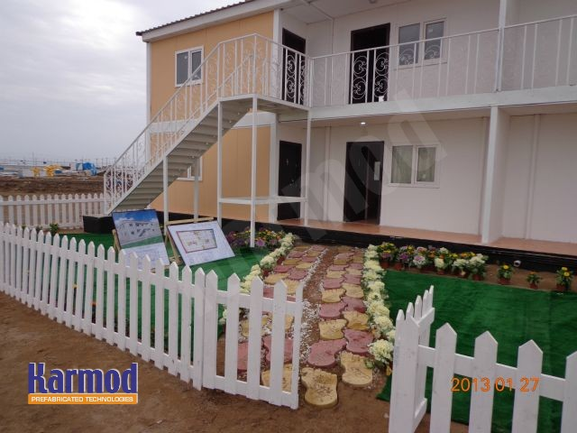 affordable prefabricated housing social