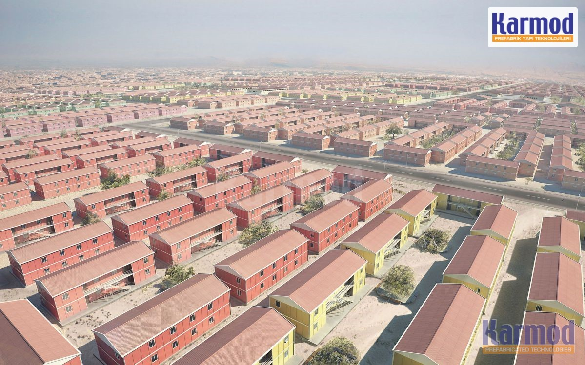 african housing projects