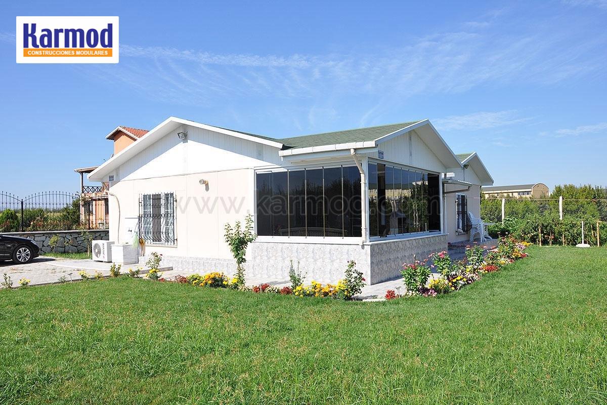 casas modulares angola