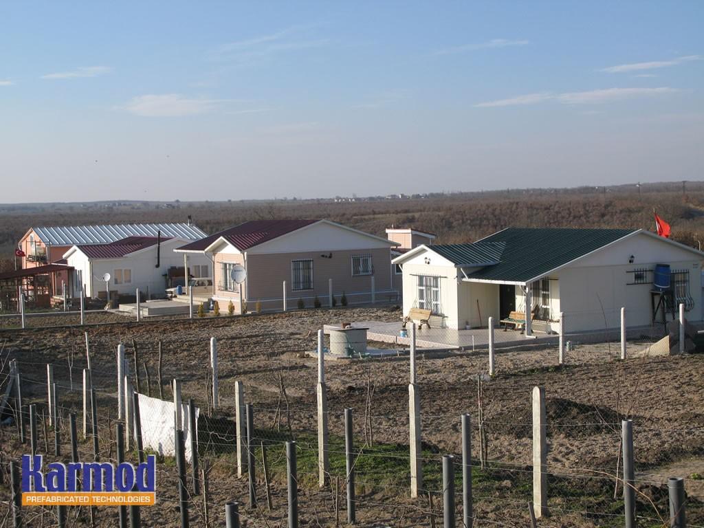 casas prefabricadas angola