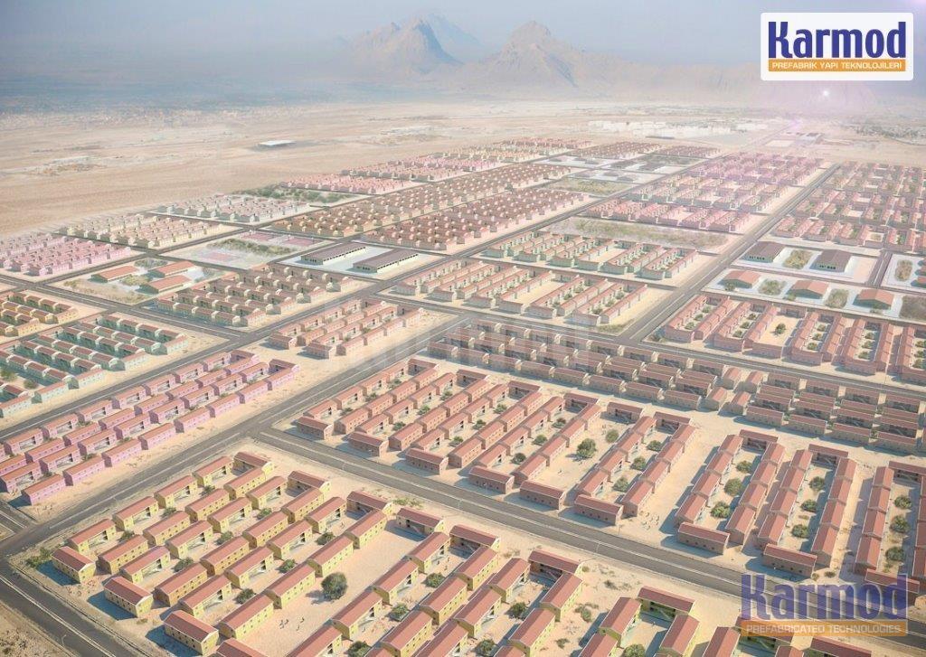 construction mass housing
