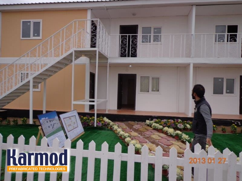 low cost housing in Africa