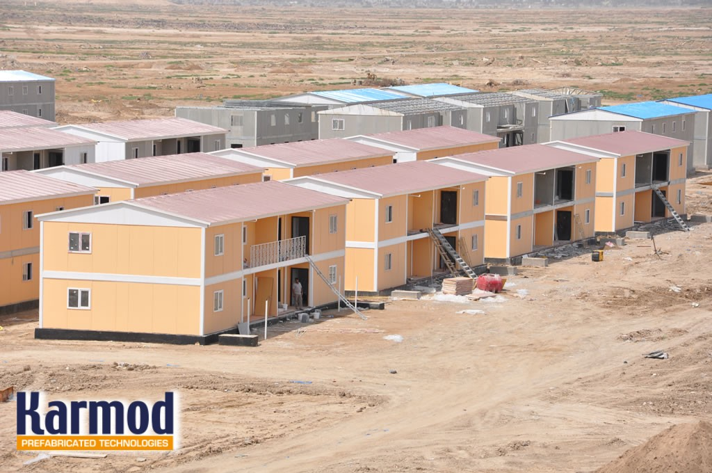 low cost prefabricated homes Africa