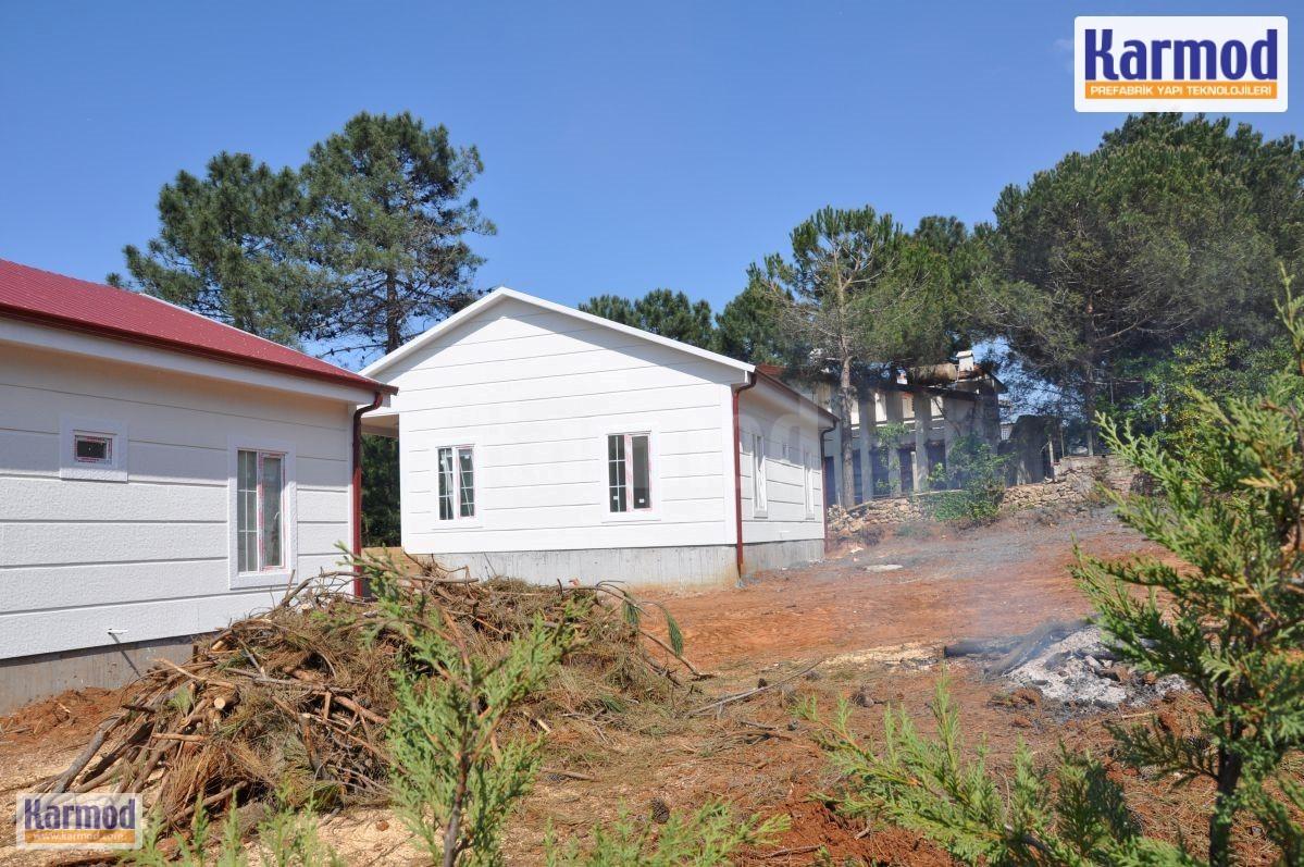 prefab housing tanzania