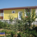 prefabricated home Africa