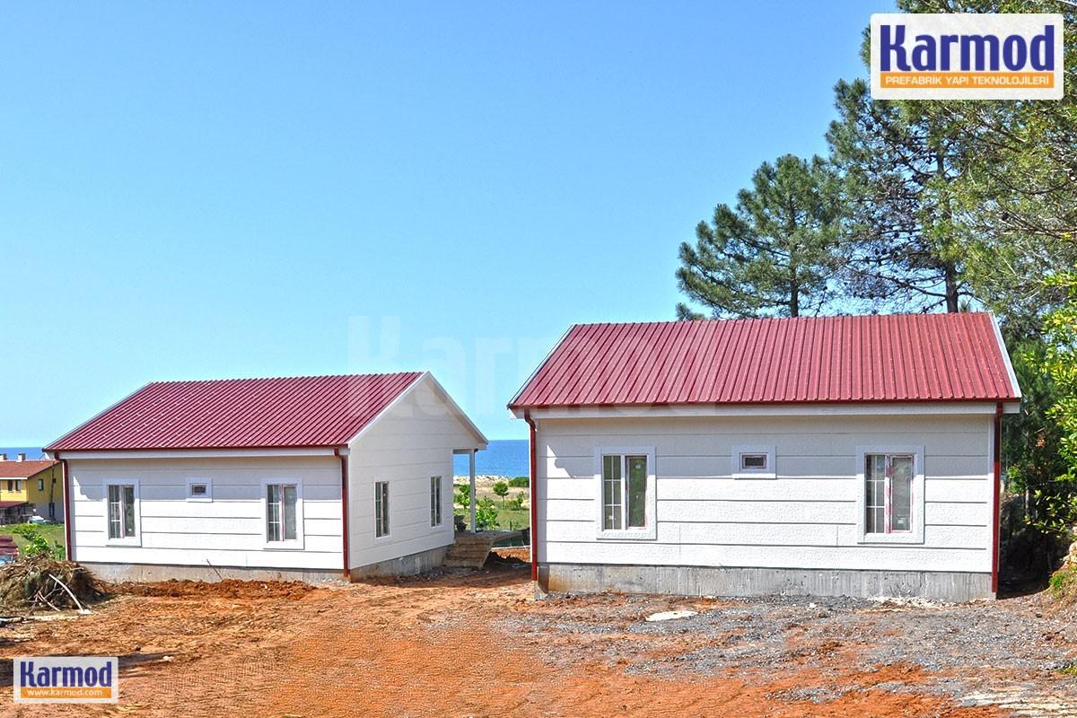 prefabricated houses kenya