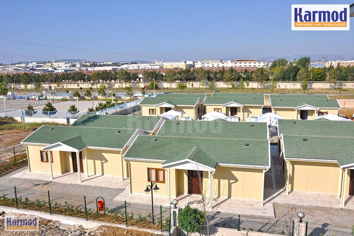 prefabricated houses tanzania