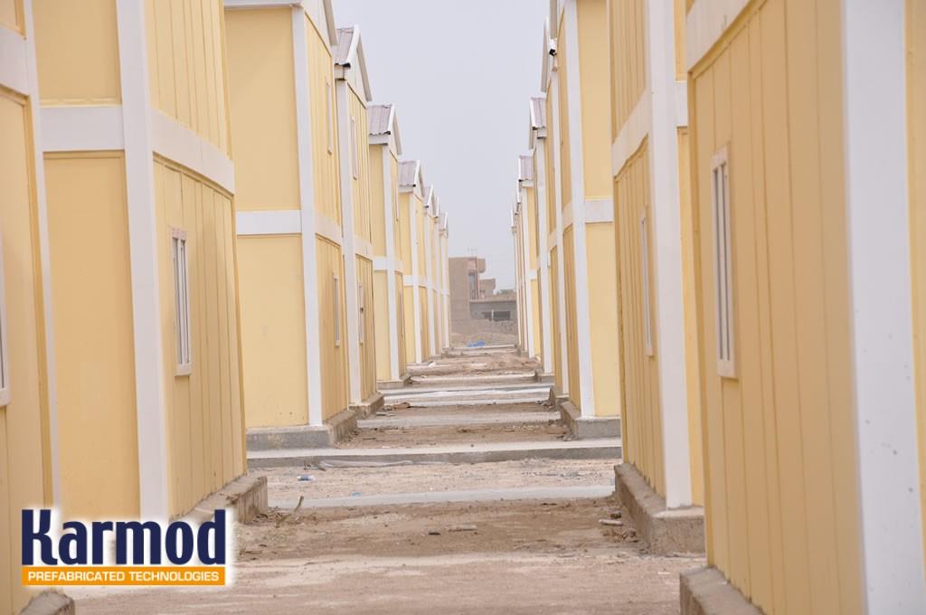 Prefabricated Steel Home Africa