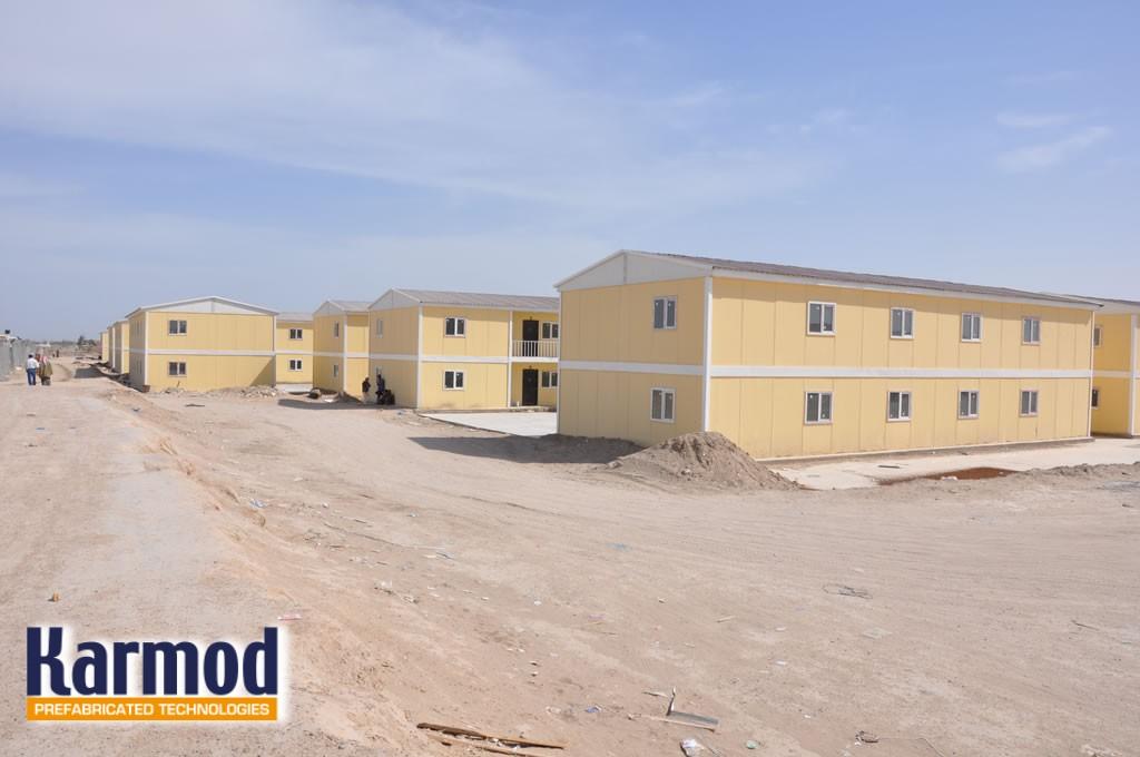 social public housing Africa