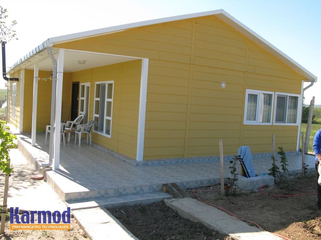 viviendas modulares angola
