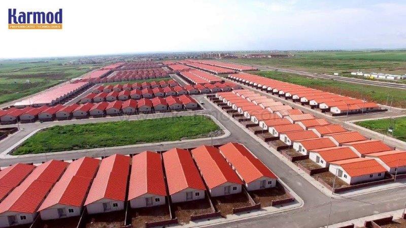 prefab housing zimbabwe