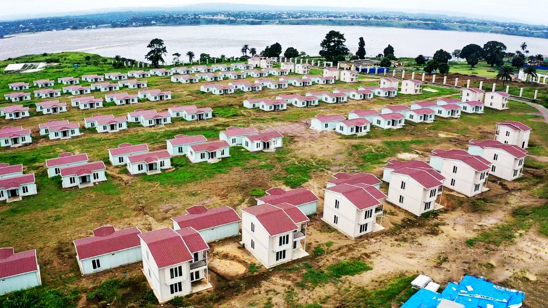 Modular homes uganda