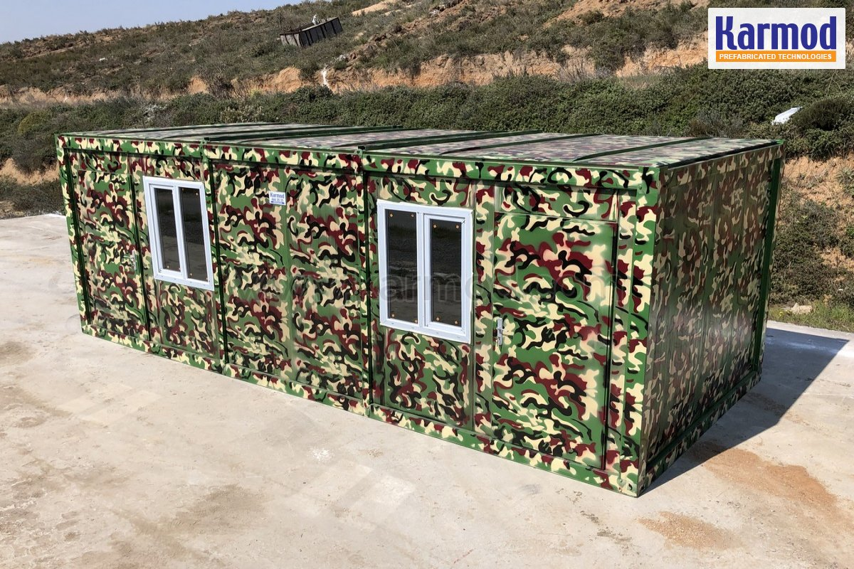 Portable Military Shelters