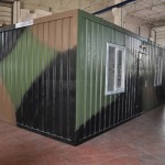 Army / Military Container Camps