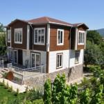 prefabricated luxury villas zambia