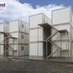 Commercial Modular Cafeteria