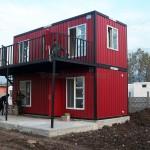 container housing uganda
