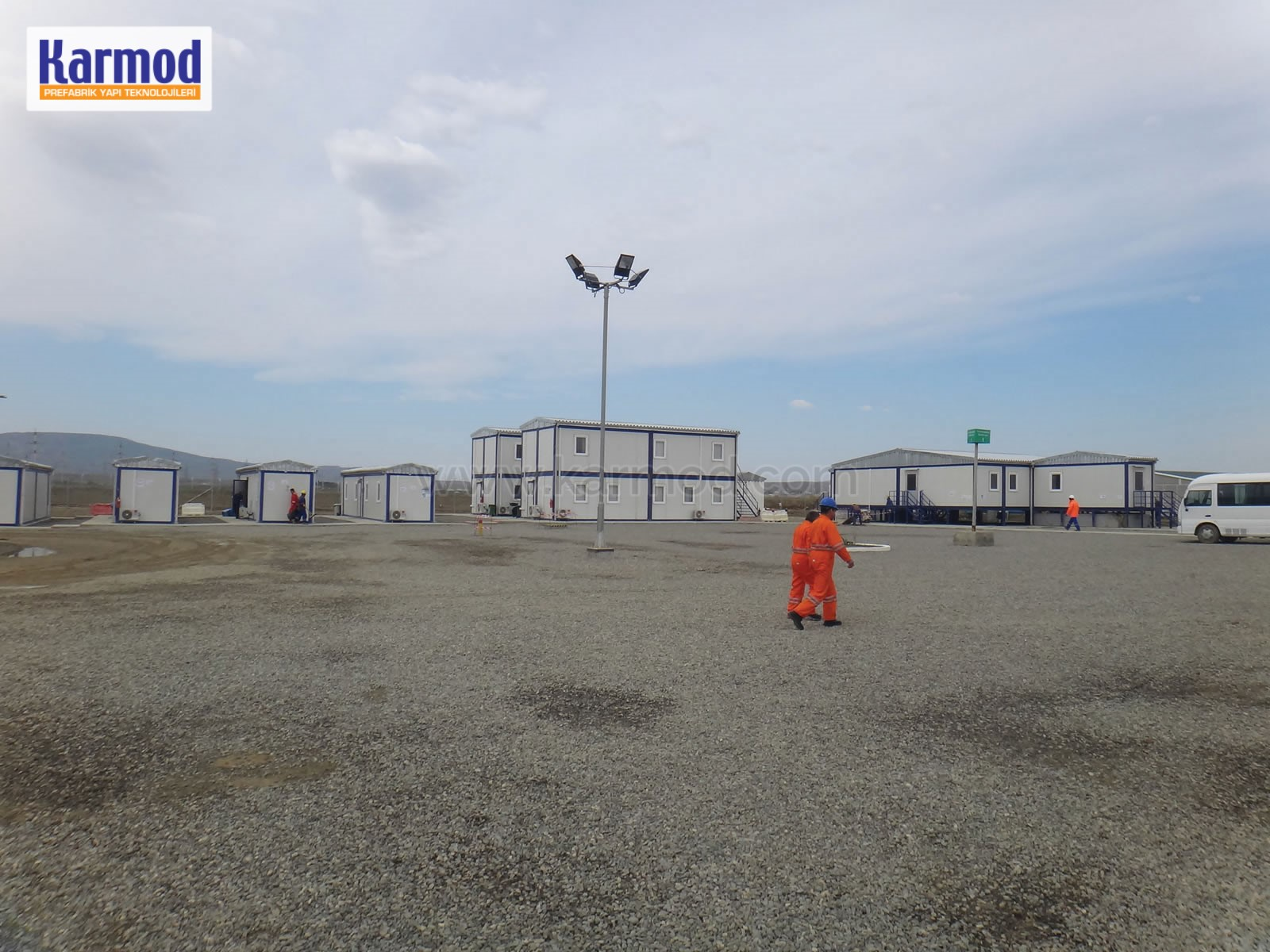 Containerised Modular solutions