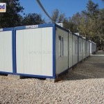containerized Living camps