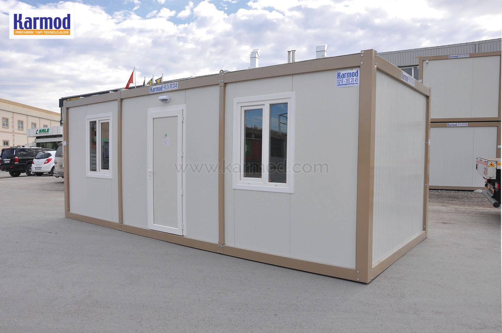 containerized