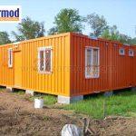 container homes uganda