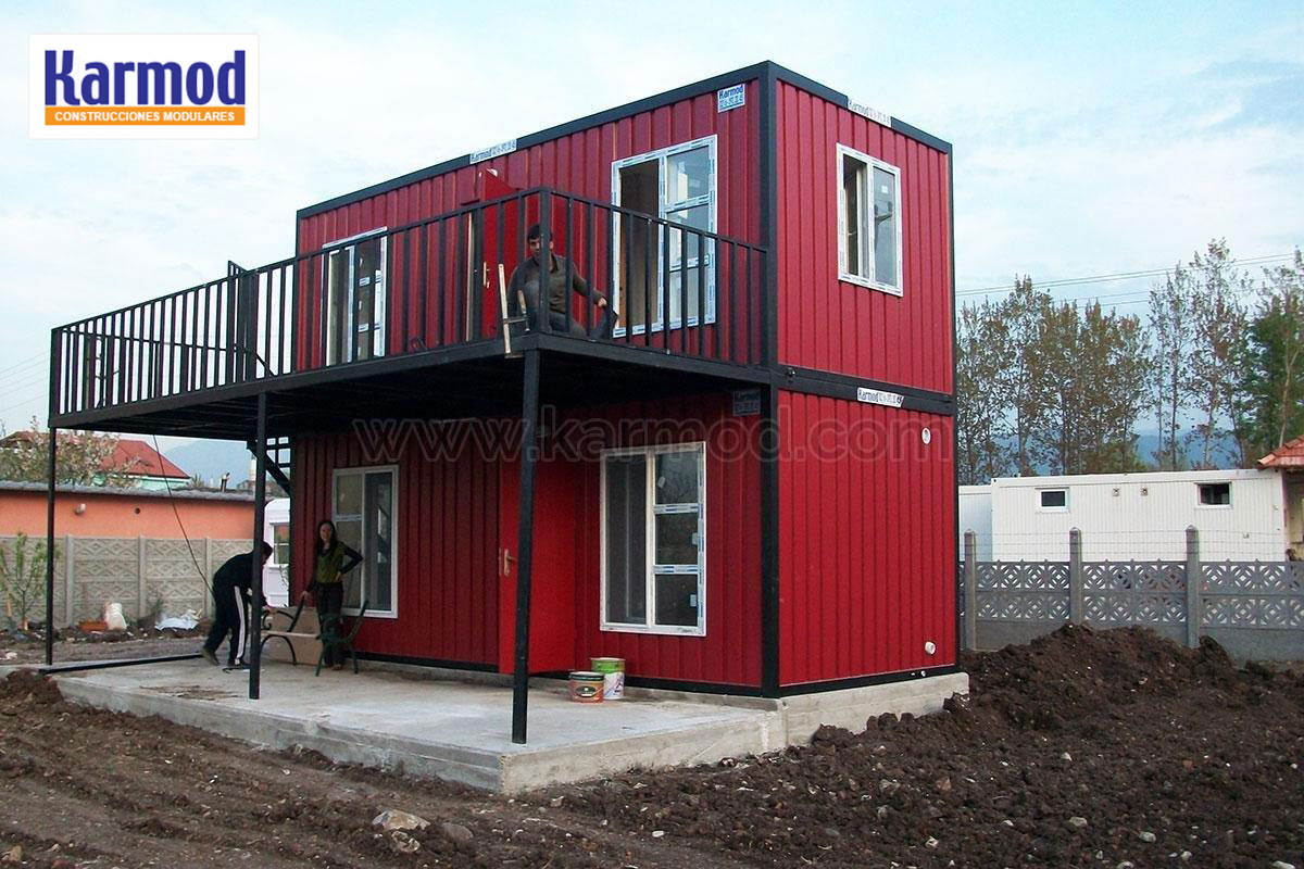 container for residential house