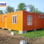 container homes zambia