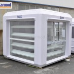 Demountable Catering Kiosk